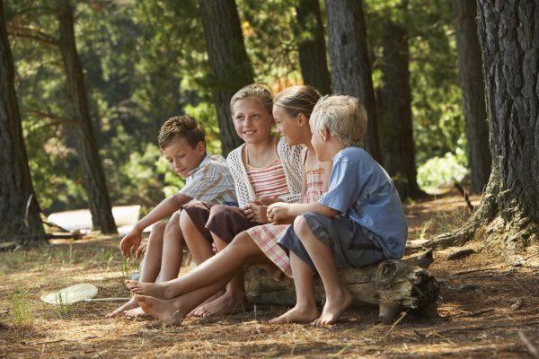 small cabin family memories