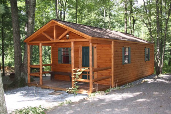 Settler cabin hunting lodge plans small cabin plans for Tiny hunting cabin