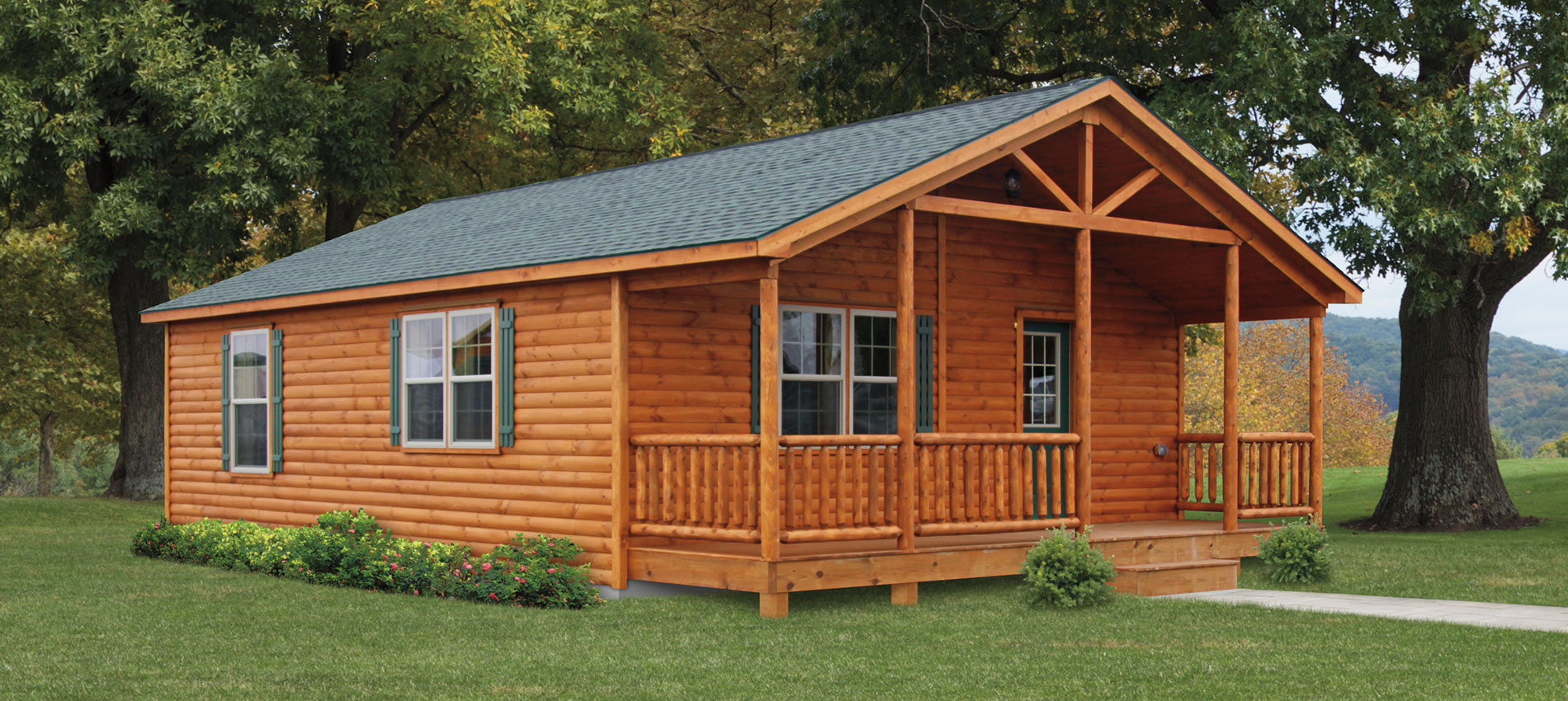 amish log cabin homes for sale by zook cabins