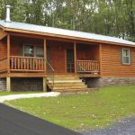 ebbert review log cabin home with porch