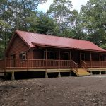 new york log cabin home builder
