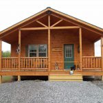 nissley modular log cabin vacation home